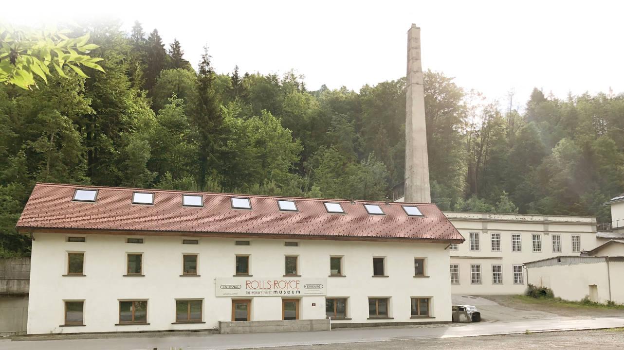 Rolls-Royce-Museum Vorarlberg